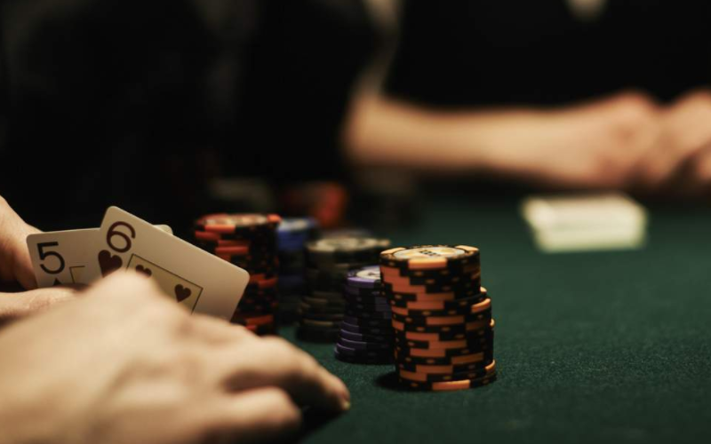 Poker Re-Buy Strategi
